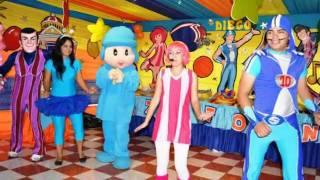 getlinkyoutube.com-Show Infantil LAZY TOWN
