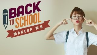 getlinkyoutube.com-Quynh Anh Shyn - Makeup #9 : BACK TO SCHOOL