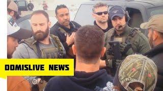 getlinkyoutube.com-Oregon Militia Standoff Lavoy Finicum Killed, Ammon Bundy Arrested By FBI Oregon Militia Standoff