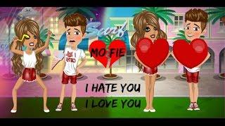 getlinkyoutube.com-i hate u, i love u (MSP)