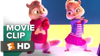 Alvin and the Chipmunks: The Road Chip Movie CLIP - Juicy Wiggle (2015) - Movie HD
