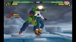 getlinkyoutube.com-The phenom 21 Match Request: Cell (2nd Form) vs Android 18