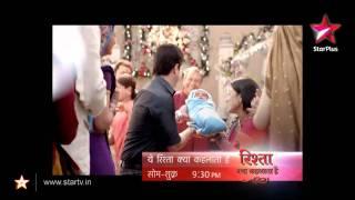 Do you have a name for Akshara-Naitik's baby?
