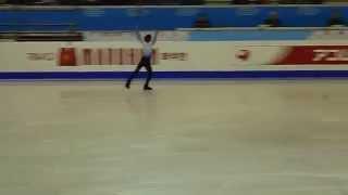 getlinkyoutube.com-Yuzuru Hanyu GPF 2014 SP