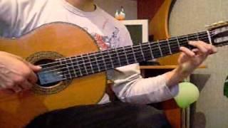 getlinkyoutube.com-Мурка на гитаре.ЖЖесть!!!