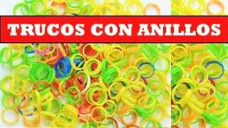 getlinkyoutube.com-5 Trucos con Anillos de Botellas de Plastico
