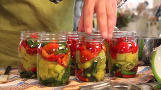 getlinkyoutube.com-Canning Garden Vegetables | At Home With P. Allen Smith