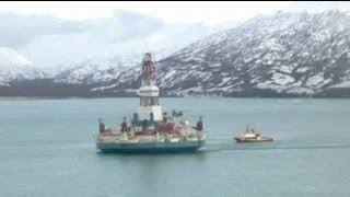 سکوی نفتی «کولوک» به خانه باز میگردد
