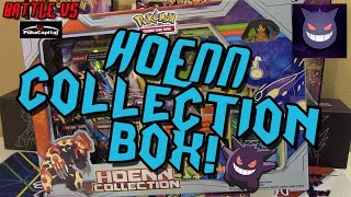 Opening Pokemon Cards- Hoenn Collection Groudon Box vs. ThePokeCapital!