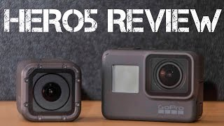 getlinkyoutube.com-GoPro HERO5 Review | Black and Session