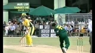getlinkyoutube.com-Damien Martyn 92* vs Bangladesh 2003
