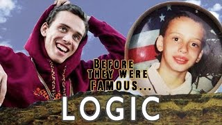 getlinkyoutube.com-LOGIC - Before They Were Famous