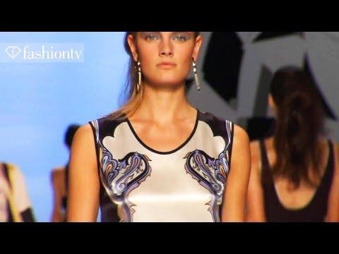 Etro Runway Show - Milan Fashion Week Spring 2012 MFW | FashionTV - FTV