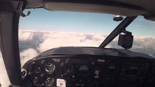 getlinkyoutube.com-First Multi-Engine Flight Instruction - Twin Comanche