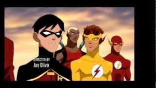 getlinkyoutube.com-Young Justice Disney Theme Songs