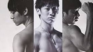 getlinkyoutube.com-【2015年全日本男子バレー】脱いだら凄い!【石川・柳田・清水】