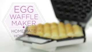 getlinkyoutube.com-VerasuTV: มาทำฮ่องกงวอฟเฟิลกันเถอะ/ Egg Waffle Maker