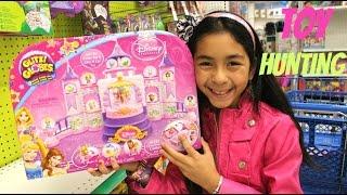 getlinkyoutube.com-Toy Hunting Play Doh, Glitzie Globes, Orbeez, MLP, Shopkins, Blind Bags