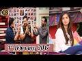Salam Zindagi | Latest Show With DhoomBros Entertainer | 1st February 2017 | ARY Zindagi