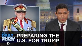 getlinkyoutube.com-The Daily Show - How South Africa Could Prepare the U.S. for President Trump