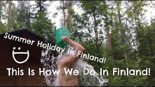 getlinkyoutube.com-Family Summer Holiday In Finland!