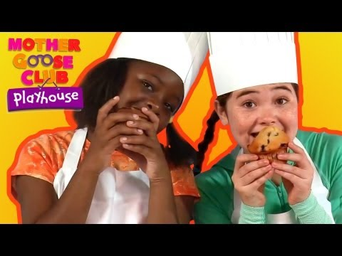 Nursery Rhymes - Muffin Man - Mother Goose Club
