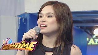 Tawag ng Tanghalan: Jennie Gabriel impersonates Angel Locsin