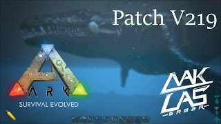 getlinkyoutube.com-ARK : survival evolved ข้อมูลPatch V219 พากย์ไทย Mosasaurus EP 41