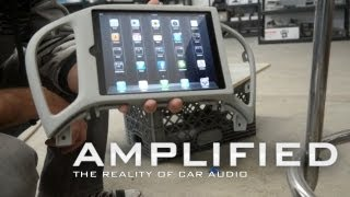 getlinkyoutube.com-iPad mini installed into Ford F250, Nissan Juke and Ford Excursion - Amplified #93