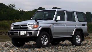getlinkyoutube.com-トヨタ・ランドクルーザー70 バン 試乗インプレッション 車両紹介編