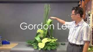 getlinkyoutube.com-B83 Creative Flower Greening Skill