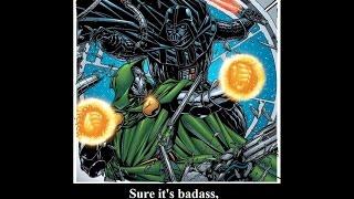 getlinkyoutube.com-Darth Vader VS Doctor Doom | DEATH BATTLE [BLIND] Reaction