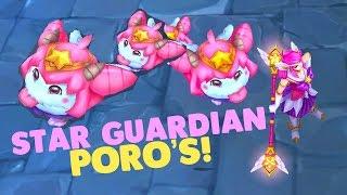getlinkyoutube.com-LoL Star Guardian Poros - League of Legends
