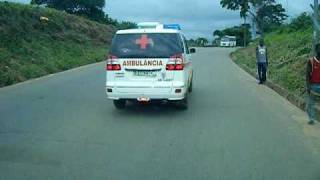 getlinkyoutube.com-Cabinda com escolta de bombeiros :)