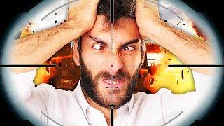 getlinkyoutube.com-CRAZY 1v1 Spawn Trap Trolling on Black Ops 2 (1v1 Trolling)