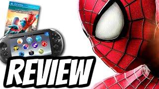 getlinkyoutube.com-The Amazing Spider-Man Playstation Vita REVIEW (PS VITA) HD GAMEPLAY