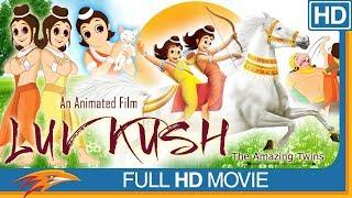 getlinkyoutube.com-Luv Kush Hindi Full Movie HD || Animation Movie, Kids Movie, Children Movie || Eagle Hindi Movies