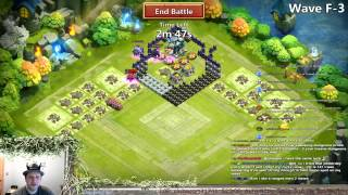 getlinkyoutube.com-Castle Clash - HowToGuideCCV3 Part 9 HBM Progress