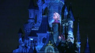 getlinkyoutube.com-Disneyland Paris - Disney Dreams! (Frozen Summer - Full Fireworks Show HD)