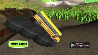 School Bus Stunts 3D - Unity Skill Game