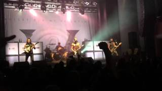 getlinkyoutube.com-Bullet for my Valentine - The Last Fight acoustic Live 1.11.2015 Hannover Germany