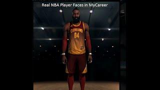 getlinkyoutube.com-NBA2K15 - How to get Real NBA Player Faces in MyCareer