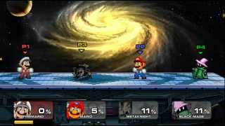 getlinkyoutube.com-Super Smash Flash 2 v0.9 - todos los final smashes - Por MrXXavierXX