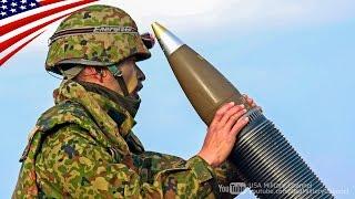 getlinkyoutube.com-自衛隊・米軍の大口径「120mm重迫撃砲」発射演習 - US & Japanese Military 120mm Heavy Mortar Fire Exercise