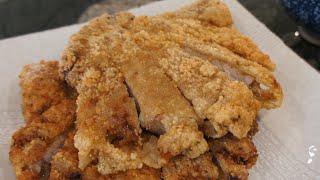 How to Make Taiwanese Fried Pork Chops (台灣式炸排骨作法)