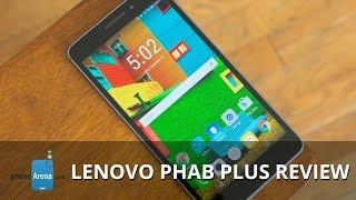 getlinkyoutube.com-Lenovo PHAB Plus Review