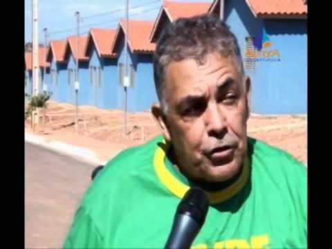Video Aurora Entrega Casas Jos Carlos Guimares