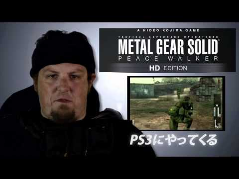 Kojima's Secret (JAPANESE VERSION) (Transfarring Trailer)