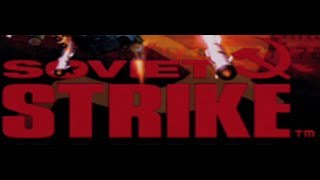 getlinkyoutube.com-Classic PS1 Game Soviet Strike on PS3 in HD 1080p