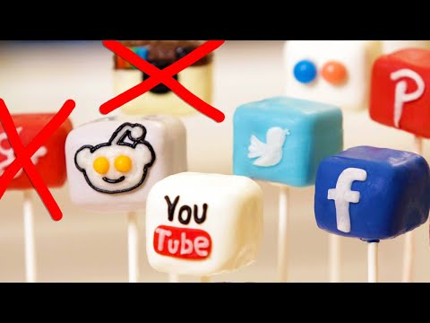 SOCIAL MEDIA CAKE POPS - NERDY NUMMIES